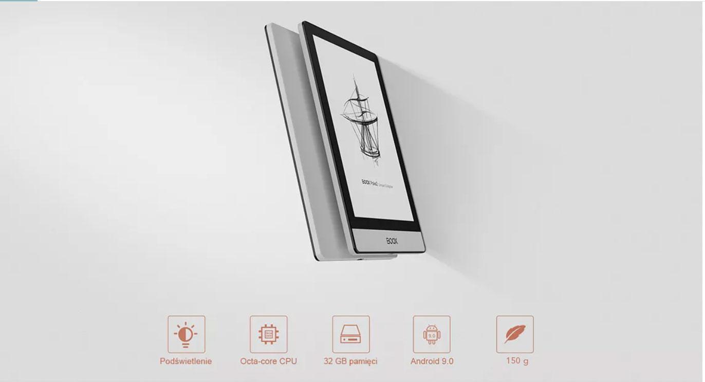 Onyx Boox Poke 2 - android 9