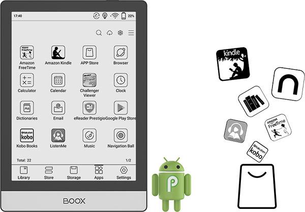 Poke 2 i aplikacje na androida